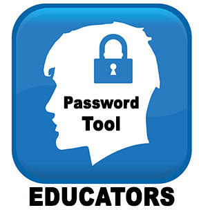 Educators forgot password tool online resources